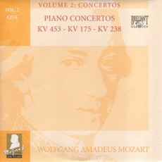 Complete Works, Volume 2: Concertos - CD6 mp3 Artist Compilation by Wolfgang Amadeus Mozart