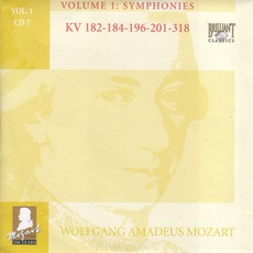 Complete Works, Volume 1: Symphonies - CD7 mp3 Artist Compilation by Wolfgang Amadeus Mozart