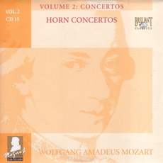 Complete Works, Volume 2: Concertos - CD15 mp3 Artist Compilation by Wolfgang Amadeus Mozart