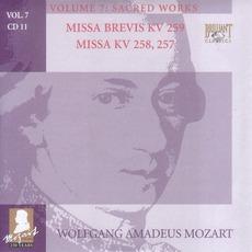 Complete Works, Volume 7: Sacred Works - CD11 mp3 Artist Compilation by Wolfgang Amadeus Mozart
