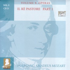 Complete Works, Volume 9: Operas - CD21 mp3 Artist Compilation by Wolfgang Amadeus Mozart