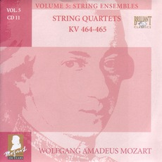 Complete Works, Volume 5: String Ensembles - CD11 mp3 Artist Compilation by Wolfgang Amadeus Mozart