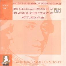 Complete Works, Volume 3: Serenades, Divertimenti, Dances - CD2 mp3 Artist Compilation by Wolfgang Amadeus Mozart