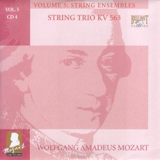 Complete Works, Volume 5: String Ensembles - CD4 mp3 Artist Compilation by Wolfgang Amadeus Mozart