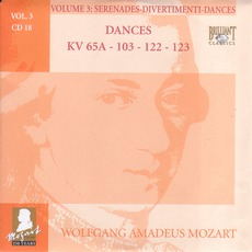 Complete Works, Volume 3: Serenades, Divertimenti, Dances - CD18 mp3 Artist Compilation by Wolfgang Amadeus Mozart