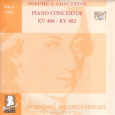 Complete Works, Volume 2: Concertos - CD8 mp3 Artist Compilation by Wolfgang Amadeus Mozart