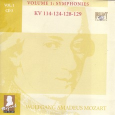 Complete Works, Volume 1: Symphonies - CD3 mp3 Artist Compilation by Wolfgang Amadeus Mozart