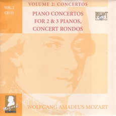 Complete Works, Volume 2: Concertos - CD11 mp3 Artist Compilation by Wolfgang Amadeus Mozart