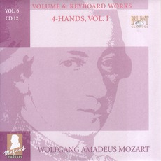 Complete Works, Volume 6: Keyboard Works - CD12 mp3 Artist Compilation by Wolfgang Amadeus Mozart
