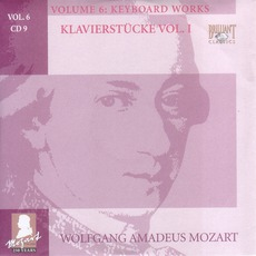 Complete Works, Volume 6: Keyboard Works - CD9 mp3 Artist Compilation by Wolfgang Amadeus Mozart