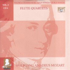 Complete Works, Volume 4: Chamber Music - CD6 mp3 Artist Compilation by Wolfgang Amadeus Mozart