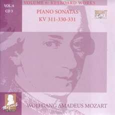 Complete Works, Volume 6: Keyboard Works - CD3 mp3 Artist Compilation by Wolfgang Amadeus Mozart