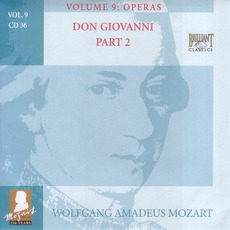 Complete Works, Volume 9: Operas - CD36 by Wolfgang Amadeus Mozart