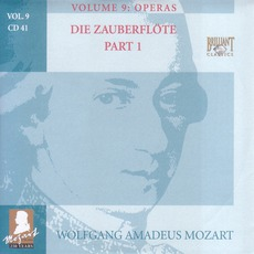Complete Works, Volume 9: Operas - CD41 mp3 Artist Compilation by Wolfgang Amadeus Mozart