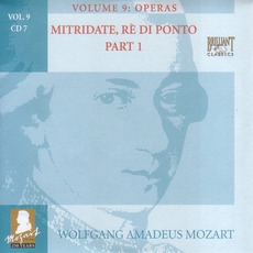 Complete Works, Volume 9: Operas - CD7 by Wolfgang Amadeus Mozart