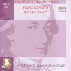 Complete Works, Volume 6: Keyboard Works - CD4 by Wolfgang Amadeus Mozart
