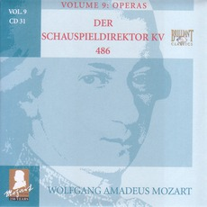 Complete Works, Volume 9: Operas - CD31 mp3 Artist Compilation by Wolfgang Amadeus Mozart