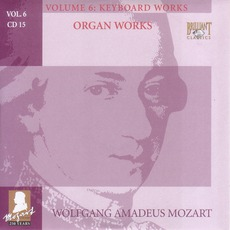 Complete Works, Volume 6: Keyboard Works - CD15 mp3 Artist Compilation by Wolfgang Amadeus Mozart