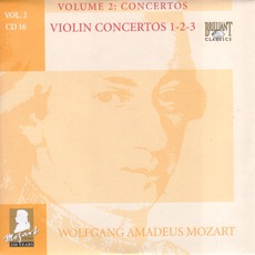 Complete Works, Volume 2: Concertos - CD16 by Wolfgang Amadeus Mozart