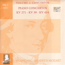 Complete Works, Volume 2: Concertos - CD5 by Wolfgang Amadeus Mozart