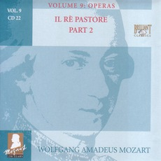 Complete Works, Volume 9: Operas - CD22 by Wolfgang Amadeus Mozart