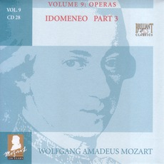 Complete Works, Volume 9: Operas - CD28 by Wolfgang Amadeus Mozart