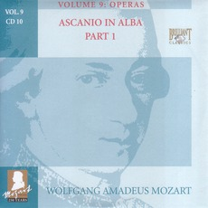 Complete Works, Volume 9: Operas - CD10 mp3 Artist Compilation by Wolfgang Amadeus Mozart