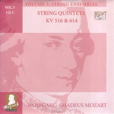Complete Works, Volume 5: String Ensembles - CD3 by Wolfgang Amadeus Mozart
