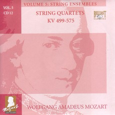 Complete Works, Volume 5: String Ensembles - CD12 by Wolfgang Amadeus Mozart