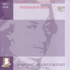Complete Works, Volume 7: Sacred Works - CD20 by Wolfgang Amadeus Mozart