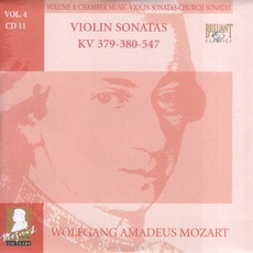 Complete Works, Volume 4: Chamber Music - CD11 mp3 Artist Compilation by Wolfgang Amadeus Mozart