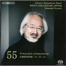 Cantatas, Volume 55 mp3 Artist Compilation by Johann Sebastian Bach