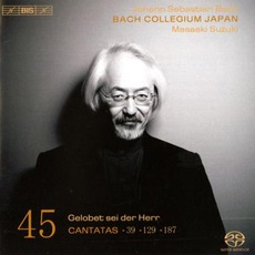 Cantatas, Volume 45 mp3 Artist Compilation by Johann Sebastian Bach