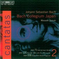 Cantatas, Volume 2 mp3 Artist Compilation by Johann Sebastian Bach