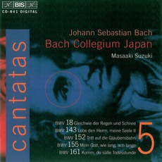 Cantatas, Volume 5 mp3 Artist Compilation by Johann Sebastian Bach
