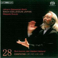 Cantatas, Volume 28 mp3 Artist Compilation by Johann Sebastian Bach