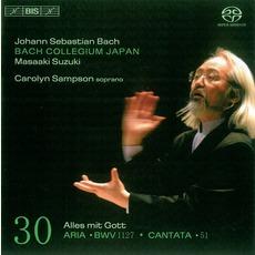 Cantatas, Volume 30 mp3 Artist Compilation by Johann Sebastian Bach