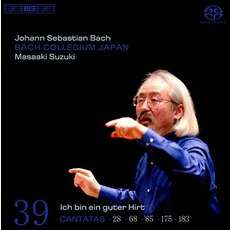 Cantatas, Volume 39 mp3 Artist Compilation by Johann Sebastian Bach