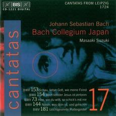Cantatas, Volume 17 mp3 Artist Compilation by Johann Sebastian Bach