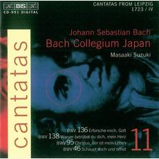Cantatas, Volume 11 mp3 Artist Compilation by Johann Sebastian Bach