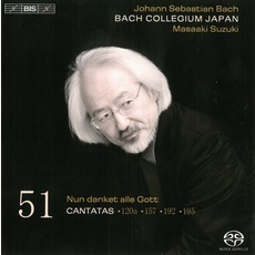 Cantatas, Volume 51 mp3 Artist Compilation by Johann Sebastian Bach
