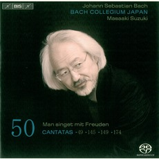 Cantatas, Volume 50 mp3 Artist Compilation by Johann Sebastian Bach
