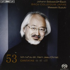 Cantatas, Volume 53 mp3 Artist Compilation by Johann Sebastian Bach