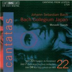 Cantatas, Volume 22 mp3 Artist Compilation by Johann Sebastian Bach