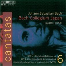Cantatas, Volume 6 mp3 Artist Compilation by Johann Sebastian Bach