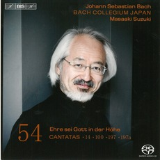 Cantatas, Volume 54 mp3 Artist Compilation by Johann Sebastian Bach