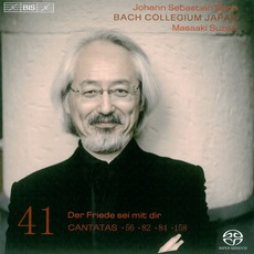 Cantatas, Volume 41 mp3 Artist Compilation by Johann Sebastian Bach