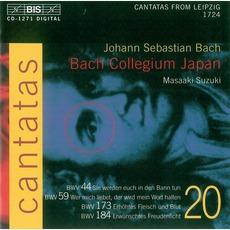 Cantatas, Volume 20 mp3 Artist Compilation by Johann Sebastian Bach
