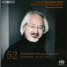 Cantatas, Volume 52 mp3 Artist Compilation by Johann Sebastian Bach