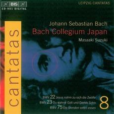 Cantatas, Volume 8 mp3 Artist Compilation by Johann Sebastian Bach